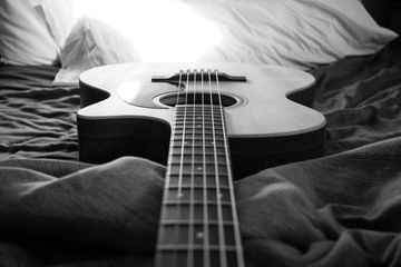 Acoustic Guitars Stock Images
