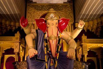 Ganesh Festival Stock Images