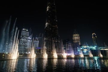 Cityscapes And Skyscrapers Stock Images