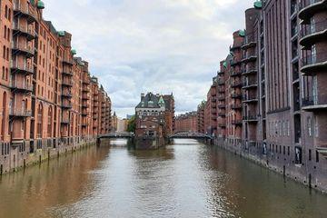 Hamburg Speicherstadt, Germany ( Warehouse District ) Shoot