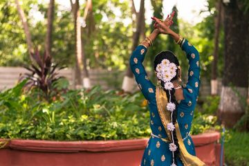Kathak - Indian Cultural Dance Shoot
