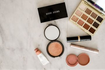 Makeup Kit For Women Stock Images