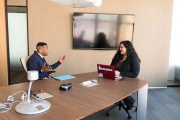 Business Meeting Shoot