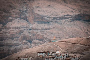Spiti Valley Stock Images