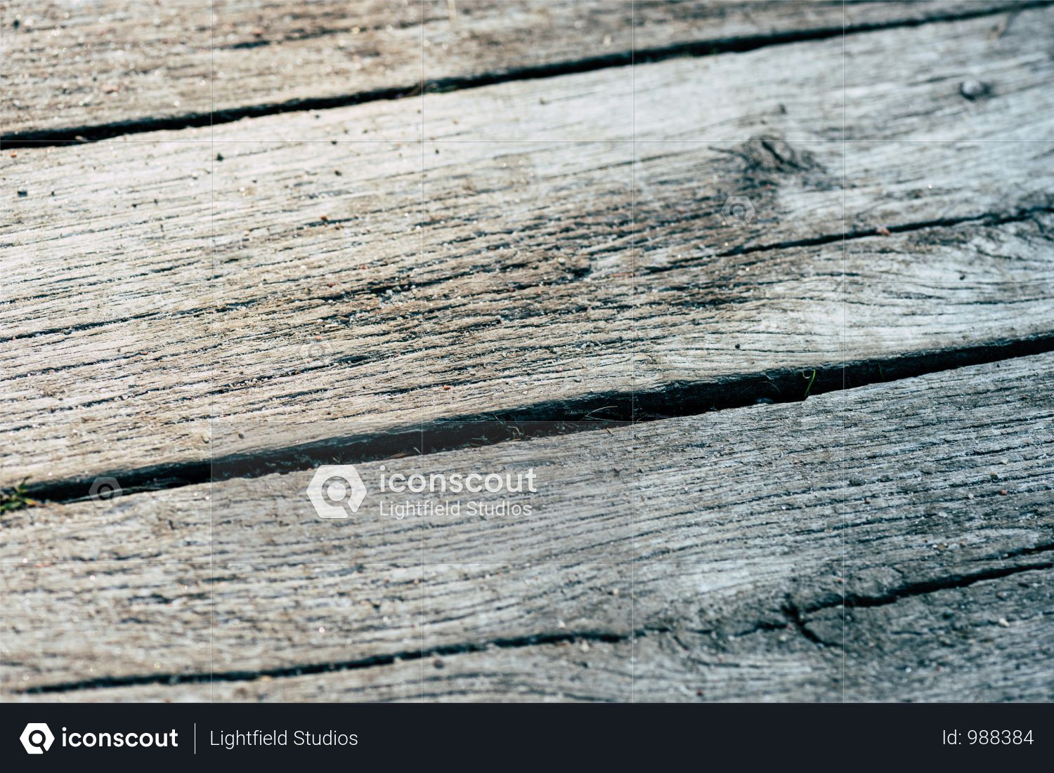 Close-up View Of Grunge Wooden Background Photo