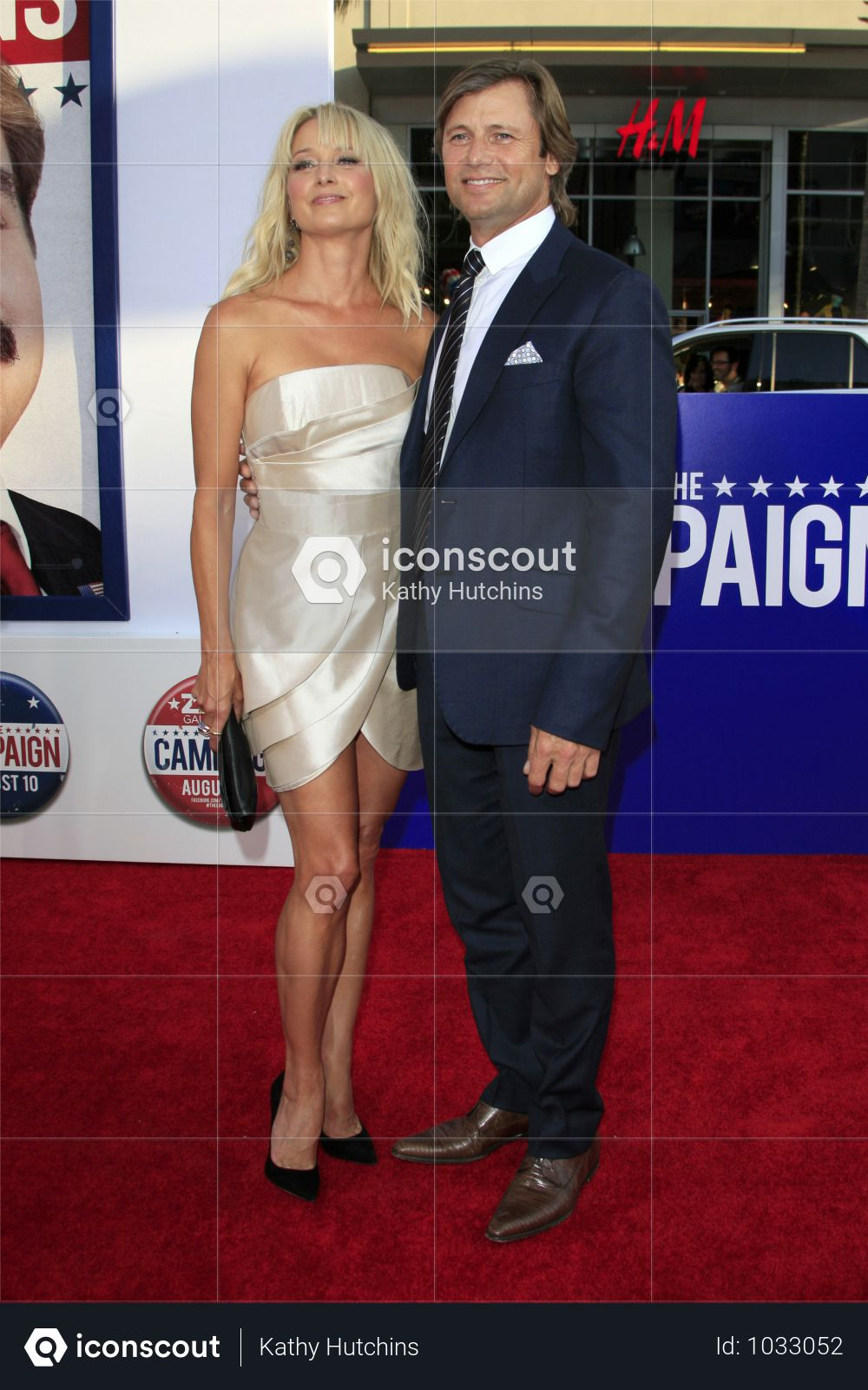 "USA - ""The Campaign"" Premiere - Los Angeles Photo"