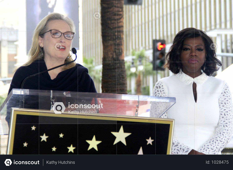 USA - Viola Davis Star Ceremony - Los Angeles Photo