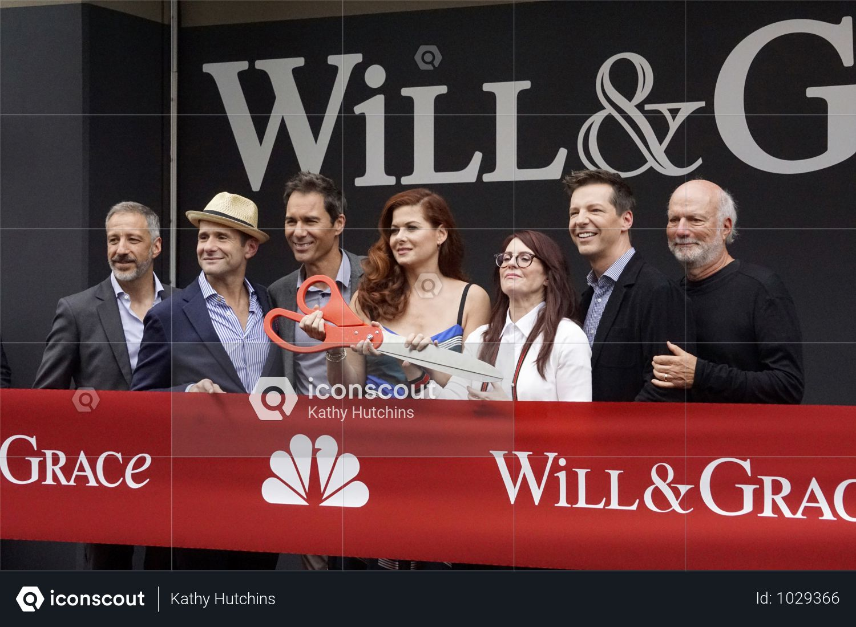 "USA - ""Will & Grace"" Start Of Production Kick Off Event - Universal City Photo"