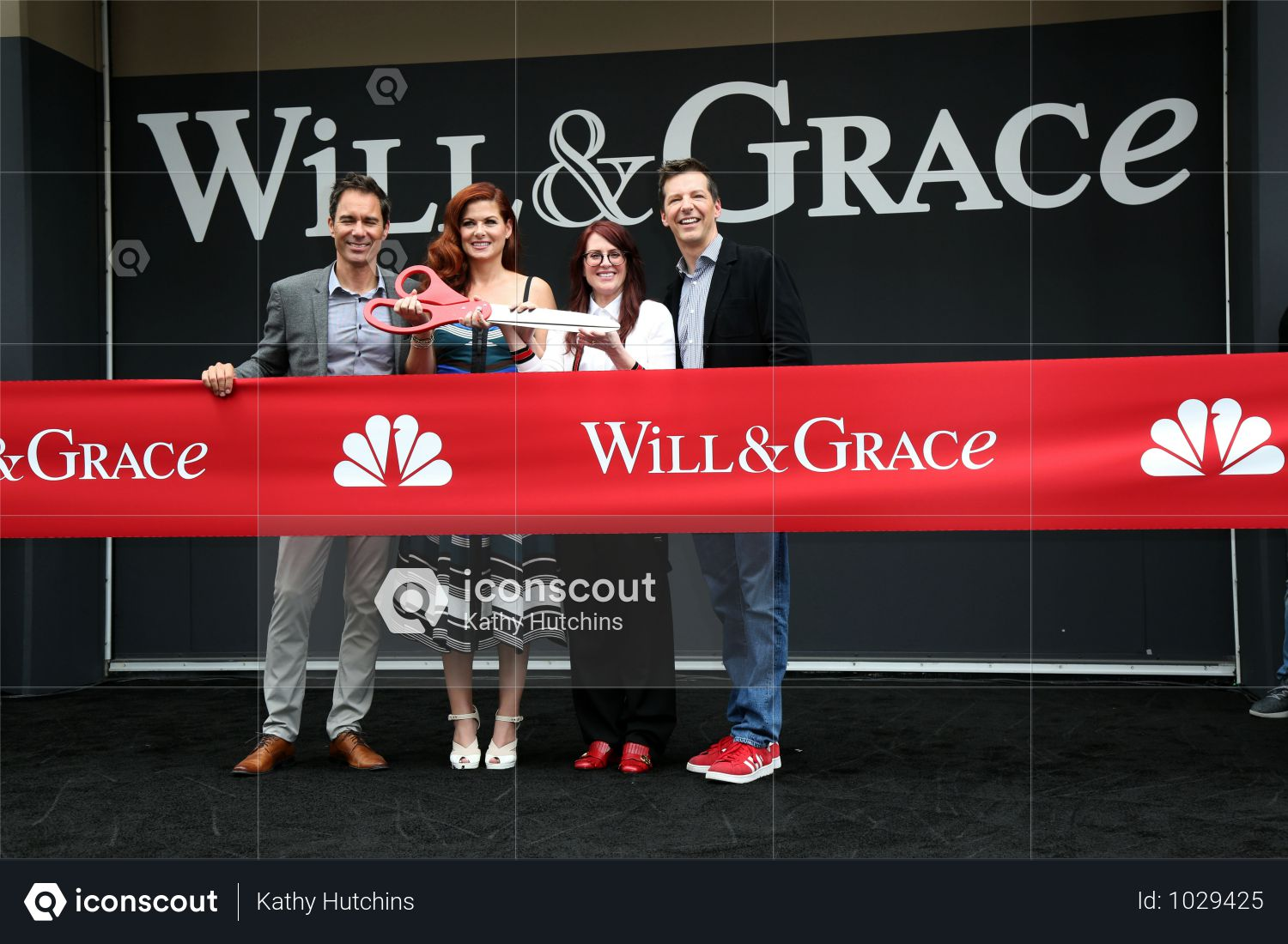 "USA - ""Will & Grace"" Start Of Production Kick Off Event - Universal City Photo"