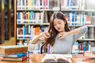 University Library Shoot