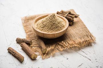Ayurvedic Mulethi / Liquorice Root Stick / Jeshthamadh Shoot
