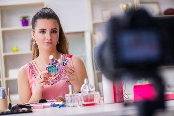 Beauty Fashion Blogger Shoot