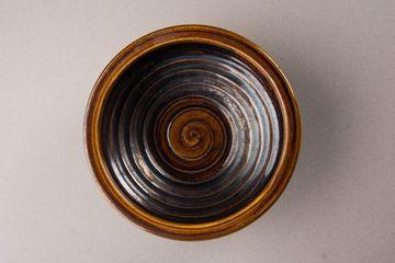 Brown Empty Ceramic Bowl Shoot