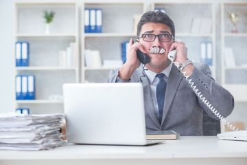 Business Employee Stock Images