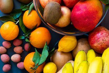 Fresh Fruits Shoot