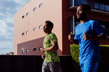 Running Black Boys - MANUEL RUIZ ALBA Shoot