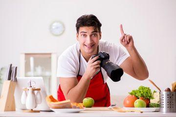 Food Blogger Shoot