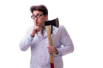 Crazy Doctor Shoot