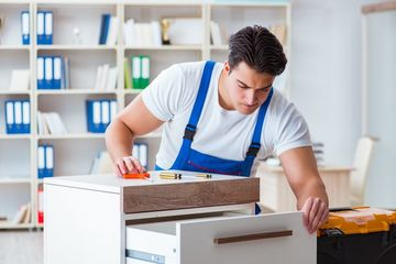 House Worker Stock Images