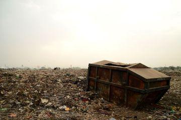 Garbage Land Shoot
