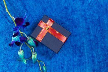 Gift Box Shoot