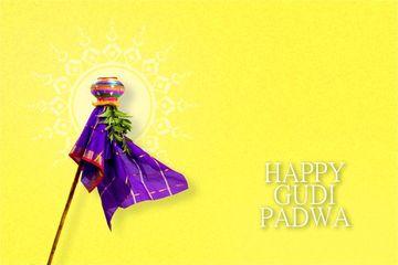 Gudi Padwa Stock Images