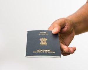 Passport Shoot