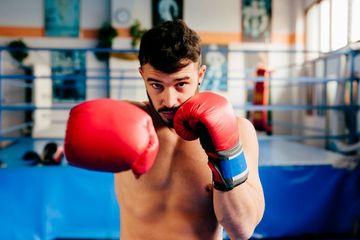 Boxing Boys Shoot