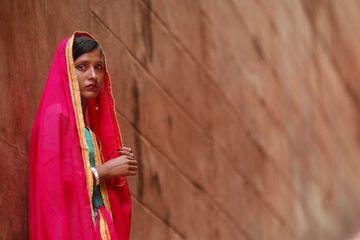 Female Rajasthan India Shoot