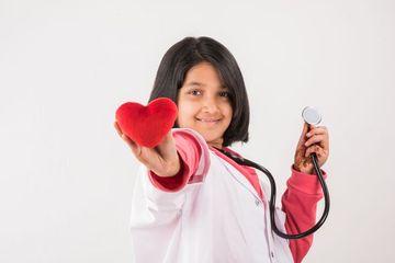 Small Girl Doctor Shoot