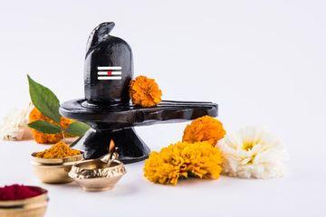 Shiva Linga Shoot