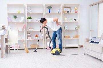 Househusband Shoot
