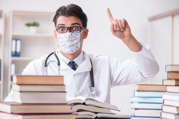 Medical Student Shoot