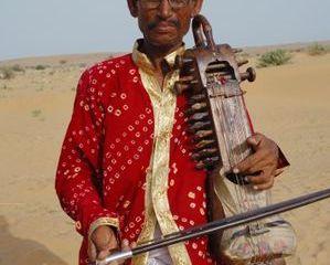 Indian Folk Music Shoot