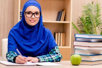 Muslim Girl Shoot