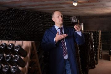 Winemaker Stock Images