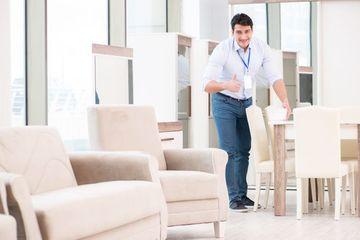Furniture Shop Shoot