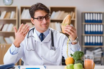 Dietitian Stock Images