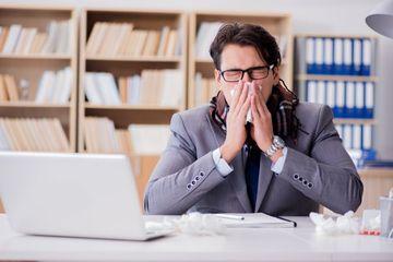 Employee Workload Stock Images
