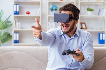 VR Player Shoot