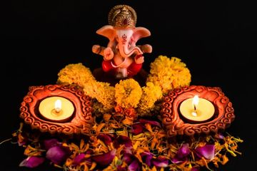 Ganesha, Diwali Shoot