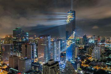 Bangkok Cityscape Shoot