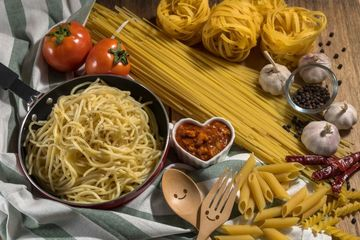 Spaghetti Shoot