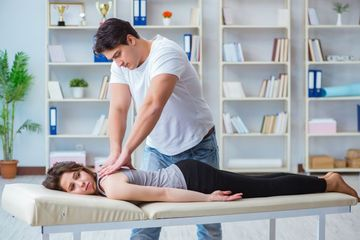 Physiotherapist Stock Images
