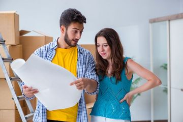 Home Planning Stock Images