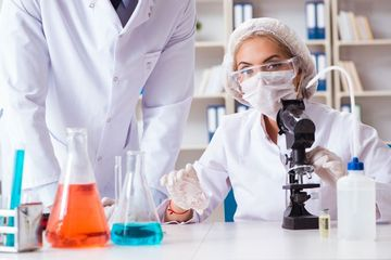 Scientist Stock Images